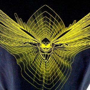 Marvel Avengers Wasp T-Shirt X-Large 2XL 3XL Loot